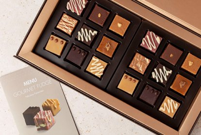 Gourmet Butter Fudge Gift Selections