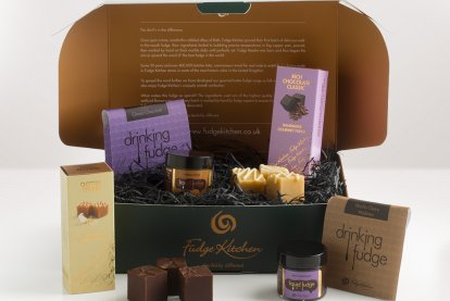 Fudge Hampers