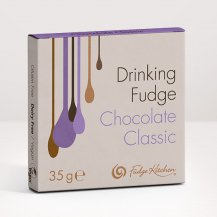 Classic Chocolate Drinking Fudge Sachet