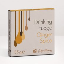 Gorgeous Ginger Drinking Fudge Sachet